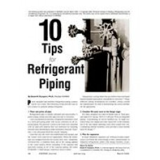 10 Tips for Refrigerant Piping