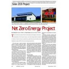 01: Solar NZEB Project - Net Zero Energy Project