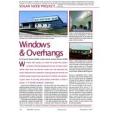 04: Solar NZEB Project - Windows & Overhangs