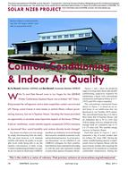 09: Solar NZEB Project: Comfort Conditioning and Indoor Air Quality