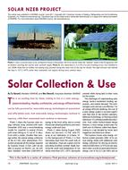 10: Solar NZEB Project: Solar Collection & Use