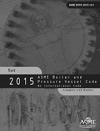 ASME BPVC-2015 SET-With Binders