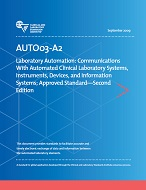 CLSI AUTO03-A2