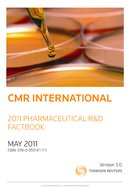 CMR International 2011 Pharmaceutical R&D Factbook, Static-Data Single-User License