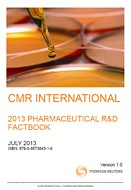 CMR International 2013 Pharmaceutical R&D Factbook