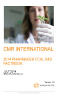 CMR International 2014 Pharmaceutical R&D Factbook