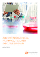 CMR International 2015 Pharmaceutical R&D Factbook