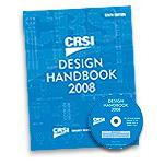 CRSI Design Handbook 2008, 10th Edition
