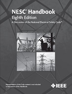 2017 National Electrical Safety code (NESC) Handbook, Eighth Edition
