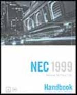 National Electrical Code Handbook 1999